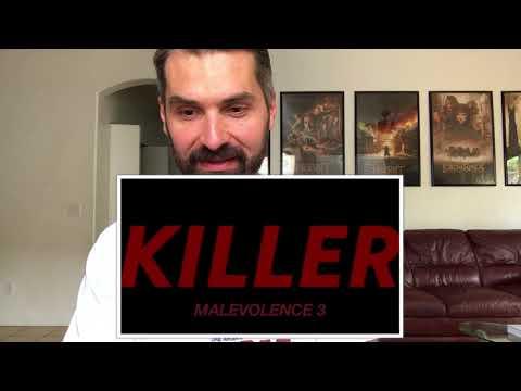 Trailer Reaction- Malevolence 3 Killer