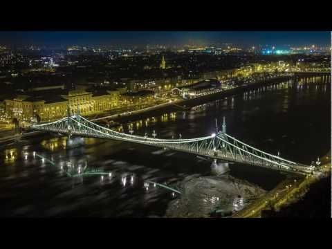 Budapesti hidak este
