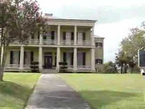 Giddings-Stone Mansion in Brenham, Texas