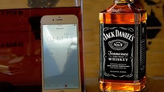 How Long Will an iPhone 6S Survive in Jack Daniels?Get my shirts here:http://bit.ly/LeadFarmerClothingWeek of destruction going on over here too:http://www.YouTube.com/FullMagFacebook: http://www.Facebook.com/RichardRyanInstagram: http://www.Instagram.com/RichardRyanHow Long Will an iPhone 6S Survive in Jack Daniels?