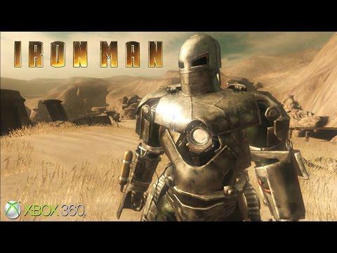 Iron Man - Xbox 360 / Ps3 Gameplay (2008) - Thời lượng: 35:27.