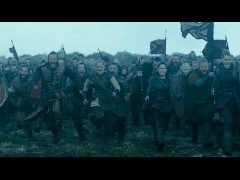 Vikings (SO6E11): Vikings Vs Rus Battle. Farewell Bjorn Ironside (Season 6, Episode 11)