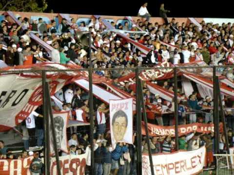 Arsenal - Huracan en Sarandi III - La Banda de la Quema - Huracán