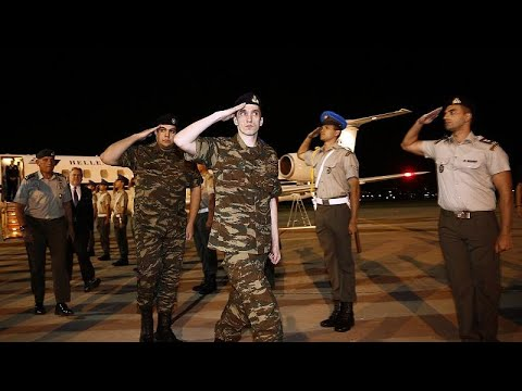 Οι διπλωματικοί ελιγμοί πίσω από την απελευθέρωση των Ελλήνων στρατιωτικών…