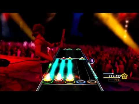 [HD 720P] Afterlife [Mirror Mode] - Expert Guitar - 100% FC - Guitar Hero Warriors Of Rock (DLC)