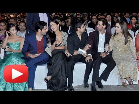 Katrina Kaif, Alia Bhatt, Sidharth Malhotra Dazzle