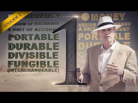Money vs Currency – Hidden Secrets Of Money Ep 1 – Mike Maloney