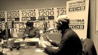 Cornell Jermaine @ WCHB 1200 part 2