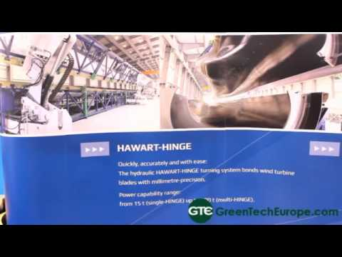 Hawart Interview: Wind turbine construction equipment