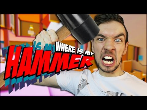 DESTROY EVERYTHING! | Where Is My Hammer