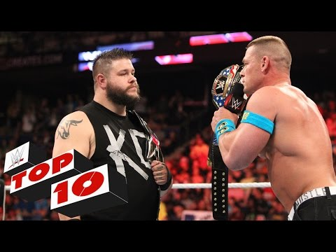 Download Top 10 WWE Raw moments: May 18, 2015 HD Mp4 3GP Video and MP3