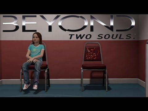 Beyond: Two Souls - [#1] Когда твой друг приведение.