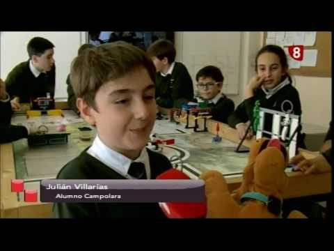 Final First Lego League Colegio Campolara