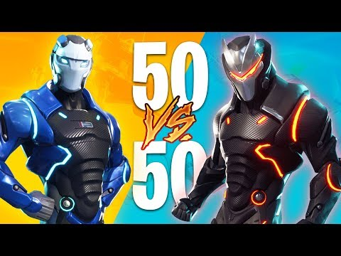 NEW UPDATE!! *50 vs 50 GAME MODE* w/ MY GIRLFRIEND!! (Fortnite Battle Royale)