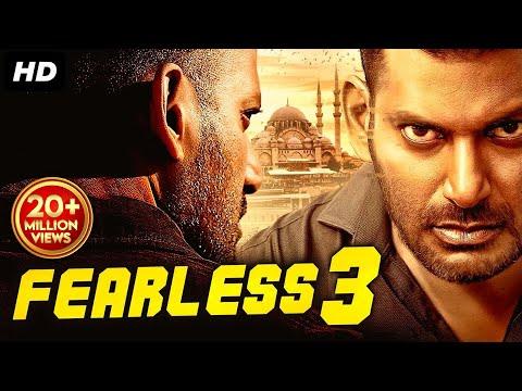 FERLESS 3 Super Hit Blockbuster Hindi Dubbed Movie | Vishal Movies In Hindi Dubbed | South Movie