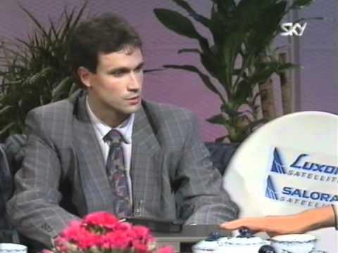 Sky Channel 1988,  starten på satellit-TV