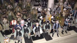 Video Star Wars Toy Collection (2017) Massive! (Largest loose display of toys?) MP3, 3GP, MP4, WEBM, AVI, FLV Juli 2018