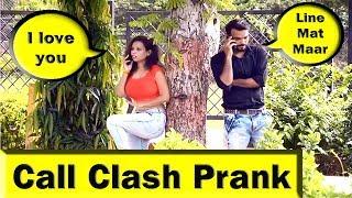 Video Call Clash Prank | Bhasad News | Pranks In India 2018 MP3, 3GP, MP4, WEBM, AVI, FLV Desember 2018