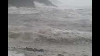 Yeosu-si South Korea  city photo : Typhoon bolaven in south korea