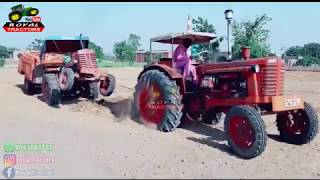 Bailaras Tractor Tochan Mahindra 265 Di
