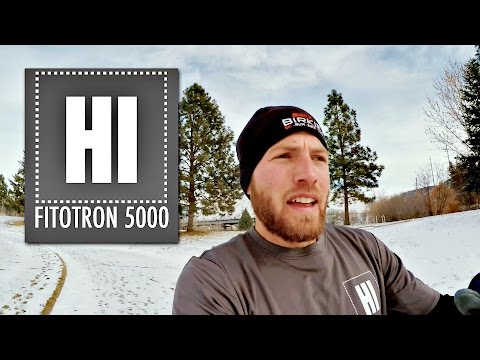 Inaugural FITOTRON 5000