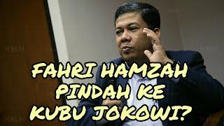 Video Fahri Hamzah merapat ke Jokowi di pilpres 2019? MP3, 3GP, MP4, WEBM, AVI, FLV Desember 2017