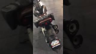 10. 2017 Ducati Diavel Diesel Edition Motorcycle