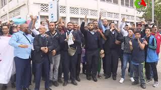 Rassemblement de syndicalistes à Alger pour réclamer le départ du SG de l'UGTA