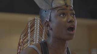 THE LION KING: Introducing Janique Charles as Nala