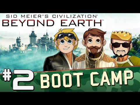 Earth - Duncan, Sjin and Pyrion take an early look at Civilization Beyond Earth with special guests from Firaxis; Will and Dave, Co-Lead Designers of Beyond Earth. In this episode, Sjin discovers a...