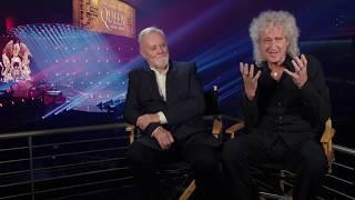 Video BOHEMIAN RHAPSODY Brian May & Roger Taylor Behind The Scenes Interview MP3, 3GP, MP4, WEBM, AVI, FLV November 2018