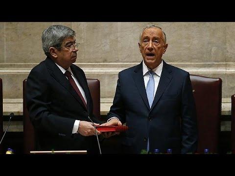 Πορτογαλία: Ορκωμοσία του νέου Προέδρου με προειδοποιήσεις στην κυβέρνηση