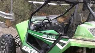 4. arctic cat wildcat 1000 personal review