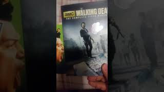Walking dead/mind of mencia DVD collections