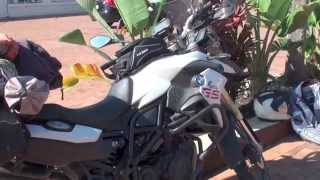 8. BMW F800GS Adventure Bike Overview