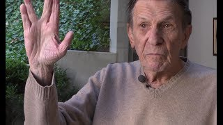 To watch the full interview, visit: http://www.yiddishbookcenter.org/oral... Leonard Nimoy - Jewish actor best known for his role as ...