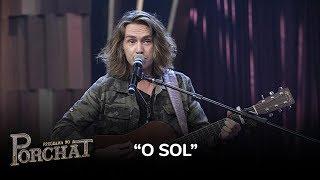 image of Vitor Kley anima a plateia do Porchat ao cantar O Sol