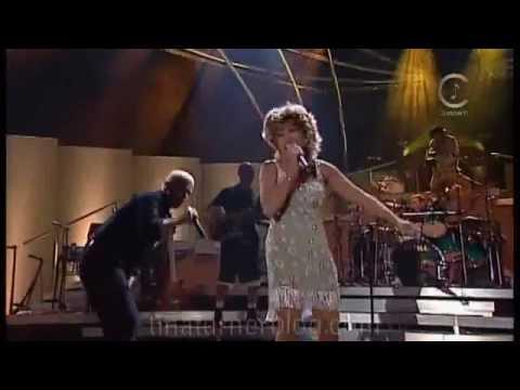 Tina Turner & Eros Ramazzotti - Simply The Best - Live Munich 1998 (видео)