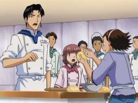 Yakitate Japan Episode 13 (Sub): Order's Up!! Going Bananas For Melon Bread!