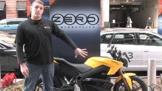 9. See What Makes the Zero S ZF11 Electric Motorcycle Special at Powering the People