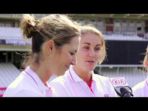 KIA Motors & Women's Cricket