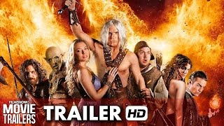 Dudes And Dragons Official Trailer   Fantasy Comedy  Hd
