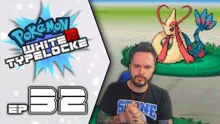 CAN WE PROGRESS?   Pokémon White 2 Randomizer Typelocke Part 32 by Ace Trainer Liam