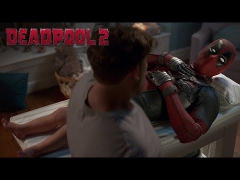 Deadpool 2 | Don't Skimp On The Powder - Thời lượng: 39 giây.