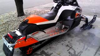8. 2011 Arctic Cat F8 LXR