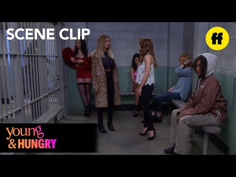 Young & Hungry | Season 4, Episode 8: Jail | Freeform