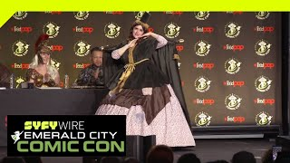 The Western Championships Of Cosplay | ECCC 2019 | SYFY WIRE