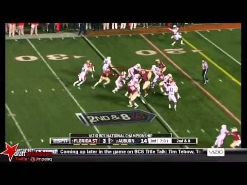Timmy Jernigan vs Auburn 2014 (BCS Championship) video.
