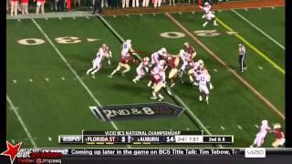 Timmy Jernigan vs Auburn (2013)