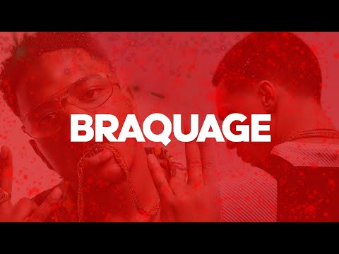 """(FREE) Niska x White-B Type Beat - """"Braquage"""" Dark Trap Type Beat Rap Instrumental (Prod by. Sowza)"""